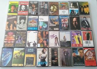 Cassettes Importados Muy Buen Estado - Nuevos Titulos!!