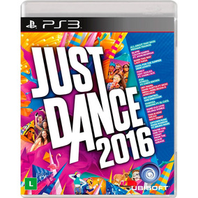 Just Dance 2016 (ps3) Original, Lacrado E Pronta Entrega