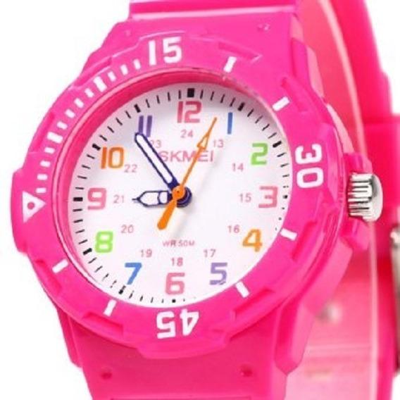 Reloj Quarzo Skmei 1043 Mujer