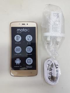 Moto C Plus 16gb 2gb Ram ,dual,quad-core,sem Caixa,novo