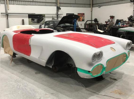 Corvette C1 Kit Em Fibra