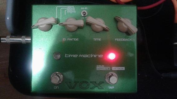 Pedal Delay Vox Time Machine
