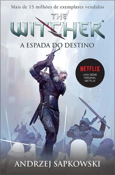 Livro: Coleção The Witcher - A Espada Do Destino - Vol. 2