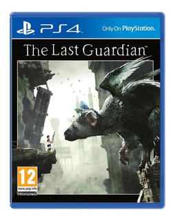The Last Guardian Ps4 - Prophone