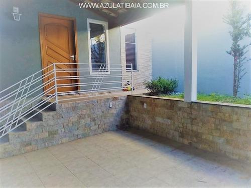 Imagem 1 de 13 de Linda Casa No Bairro Nova Atibaia Bairro Residencial Com Ruas Asfaltadas... - Ca01374 - 69567193