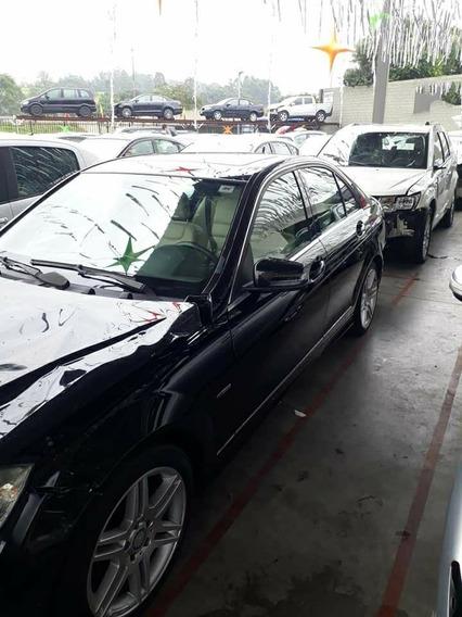 Mercedes-benz Classe C 1.8 Cgi Sport 4p 2010