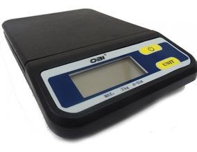 Bascula Multiusos Digital De 3kg Gramera Graduación De 0,5gr
