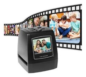 Scanner Para Filme Fotografico 35mm Negativo Conversor