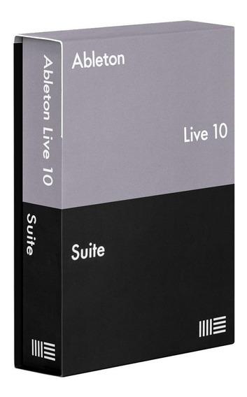 Ableton Live Suite 10.1 + Sylenth1, Serum + Kit Valhalla Etc