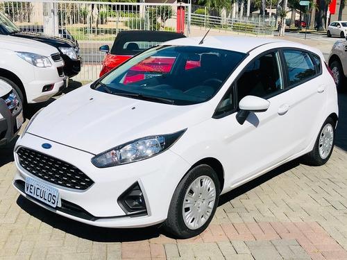 Ford Fiesta Hatch 1.6 Flex 2018 Completo