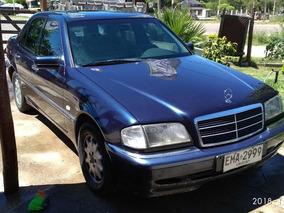 Mercedes Benz Clase C 2.5 C250 Elegance At 1998