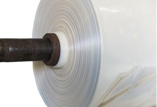 10 M Plástico Para Invernadero Blanco Lechoso U.v. 6.20