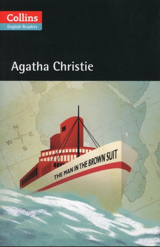 Man In The Brown Suit,the - Christie Agatha