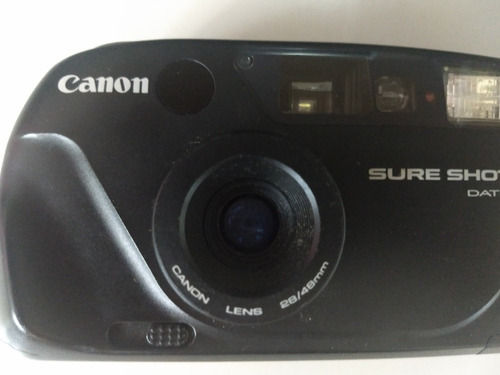 Camera Canon Sure Shot Date Com Manual