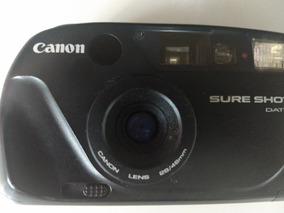 Camera Canon Sure Shot Date