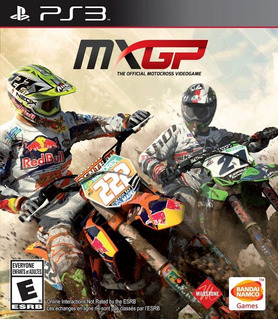 Mxgp Motocross Ps3 Descarga Digital No Cd Play 3 Psn