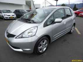 Honda Fit Lx-l At 1300cc Abs