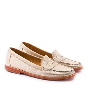 c33a8512 Zapato Numen - Mocasines de Mujer Dorado oscuro en Mercado Libre ...