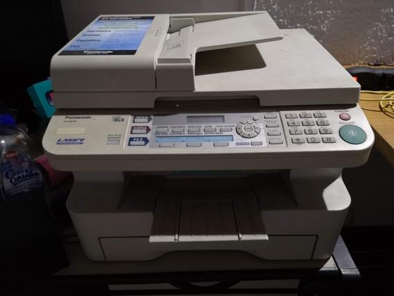 Impressora Laser Panasonic Kx-mb783br Rede