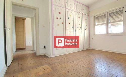 Apartamento À Venda, 111 M² Por R$ 560.000,00 - Vila Mariana - São Paulo/sp - Ap29297