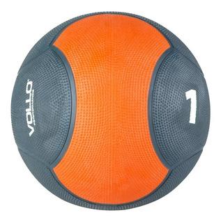 Bola Medicine Ball 1kg Vollo Crossfit Funcional Frete Grátis