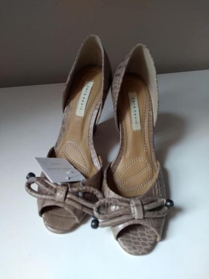 Sapato Zara Novo Nº 34