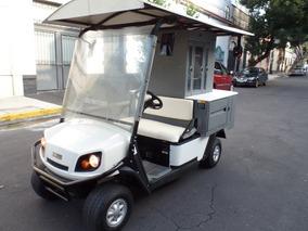 Renault Kangoo No, Carrito De Golf Tipo Foodtruck A Gasolina
