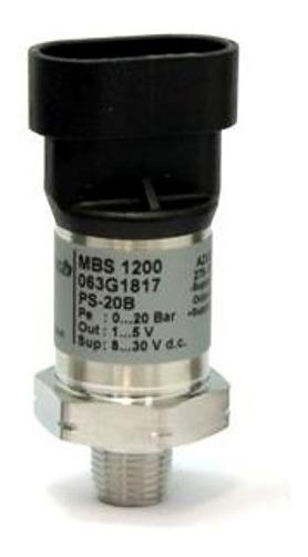 Sensor De Pressão Ps-20 B Fueltech 3022002781