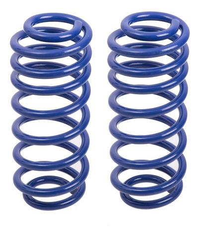 Espirales Progresivos Golf Gti Mk6 Ag Kit X2 Tras