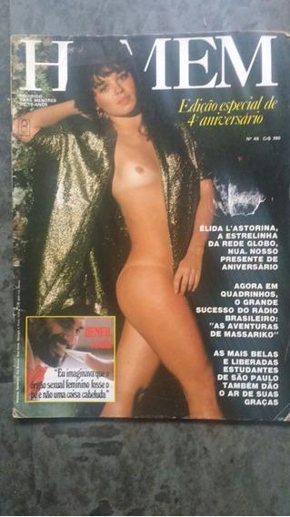 Revista Homem Playboy Especial Elida L