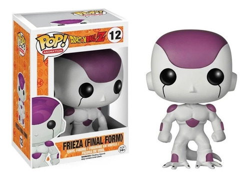 Funko Pop! Freezer #12 Dragon Ball Z Jugueteria El Pehuen