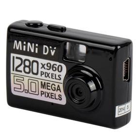 Micro Câmera Filmadora Hd Gravador Vídeo Web-5 Mp Dv Dvr 720