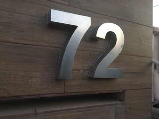 Numeros Residenciales Letras Interior