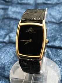 Relógio Ouro 18k Maciço Baume Masculino* 13 Anos No M. Livre