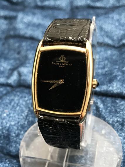 Relógio Nivel Omega Ouro 18k Maciço Baume Mercier Masculino Grandão - 13 Anos No Mercado Livre D