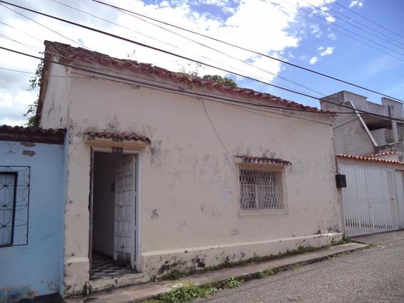 Casa-terreno Comercial En Barrio Obrero