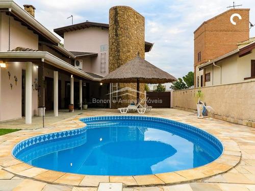 Imagem 1 de 30 de Casa À Venda Em Loteamento Alphaville Campinas - Ca012307