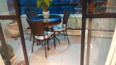 Apartamento Com 3 Dormitórios À Venda, 113 M² Por R$ 1.200.000 - Bosque Da Saúde - São Paulo/sp - Ap3209