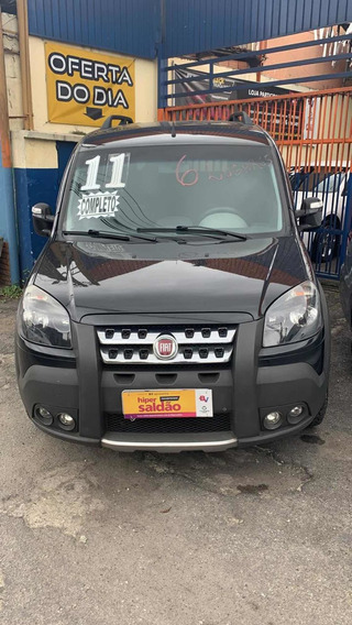 Fiat Doblo 1.8 16v Adventure Locker Flex 5p 2011