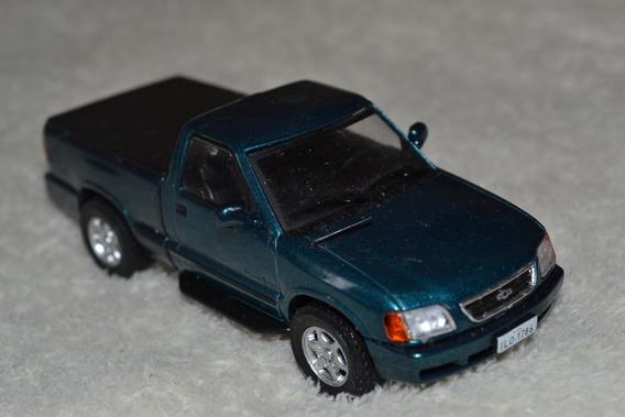 Miniatura Chevrolet S-10 - Escala 1/43