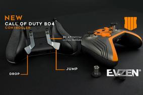 Controle Pro Xbox Evzen Elite Call Of Duty Bo4 Platinum,scuf