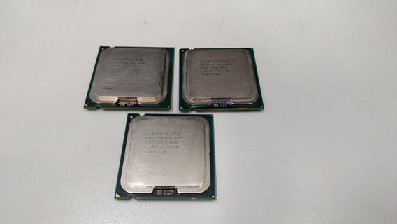 3x Processadores Intel Pentium Dual-core E5400