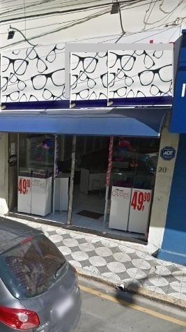 Aluguel Salão Comercial Sorocaba Brasil - 196lc-a