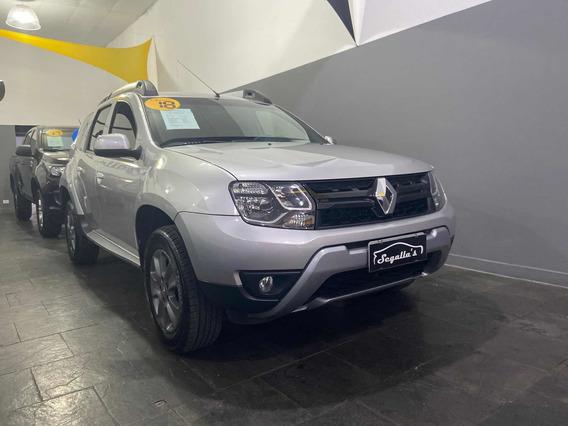Renault Duster 2.0 16v Dynamique Hi-flex Aut. 5p 2018