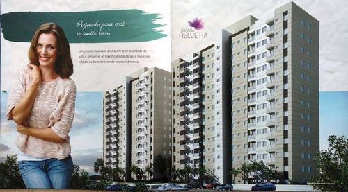Imagem 1 de 30 de Apartamento Com 2 Dormitórios À Venda, 51 M² - Helvetia - Indaiatuba/sp - Ap0329
