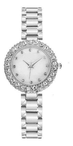 Relógio De Strass Feminino