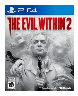 The Evil Within 2 Ps4 Nuevo Fisico Sellado Envio Gratis