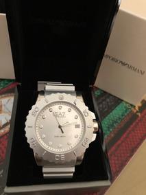 Relógio Emporio Armani Masculino - Ar6085/1kn