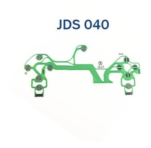 Manta Condutiva Controle Ps4 Jds Jdm 040 Original
