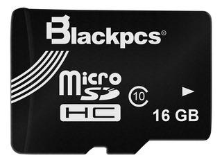 Tarjeta de memoria Blackpcs MM10101-16 16GB